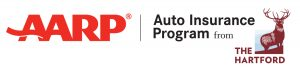 AARP Auto Insurance Program from The Hartford Logo